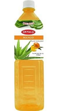 okyalo: mango aloe vera drink in 1.5L, Okeyfood