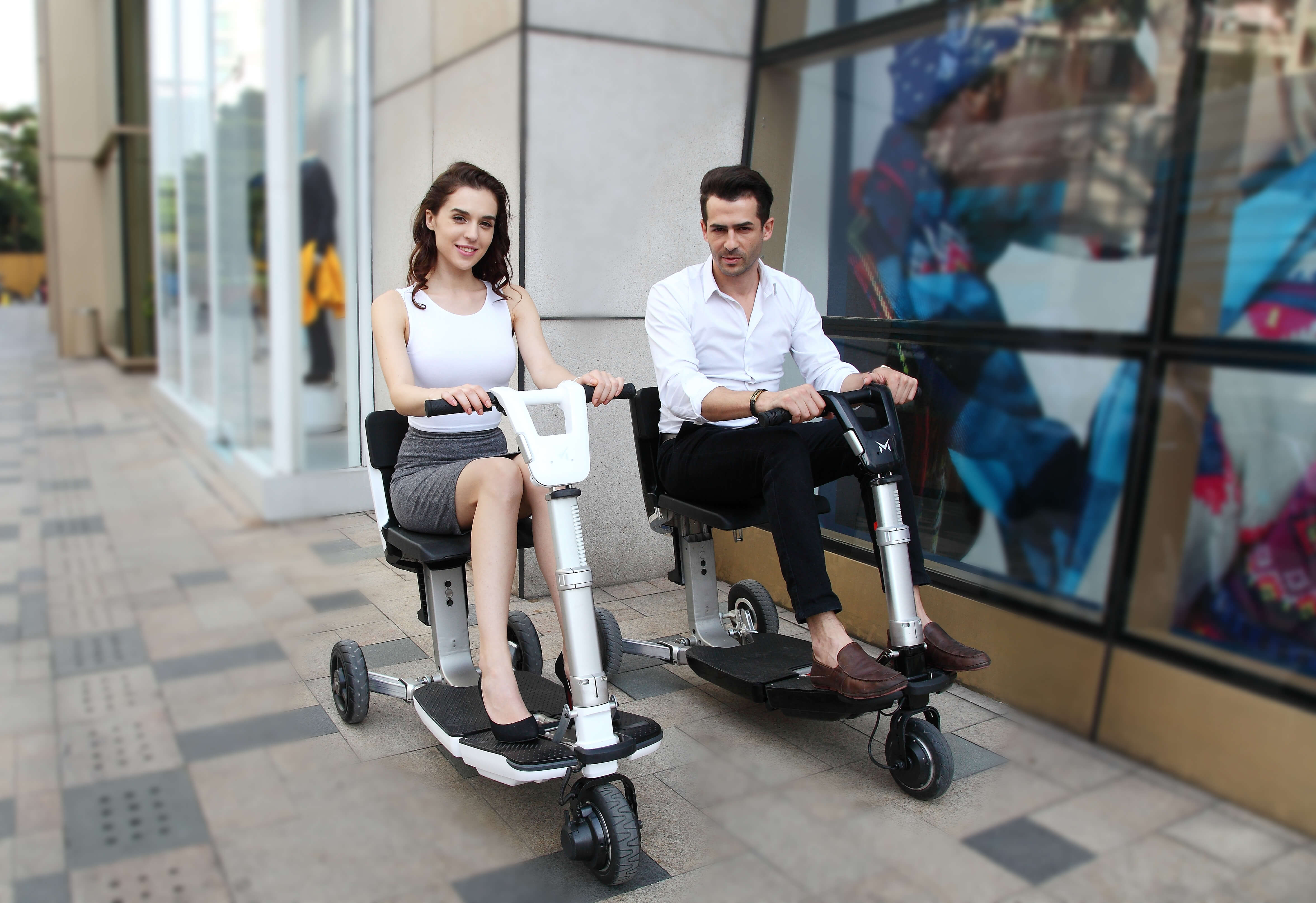 CE approved golf scooter mini smart mobility scooter