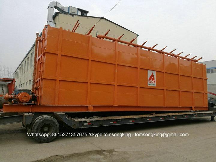 Nominal 500bbl FRC Oilfield Chemicals Tank skid mounted 60-100cbm Hydrochloric acid storage tank
