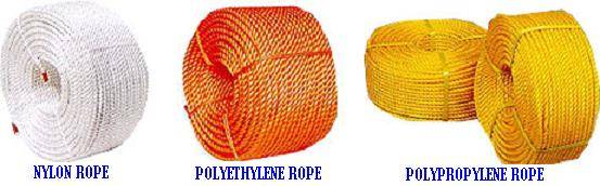 Commercial fishing rope / cordage