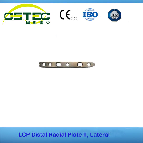 LCP Distal Radial Plate II, Lateral