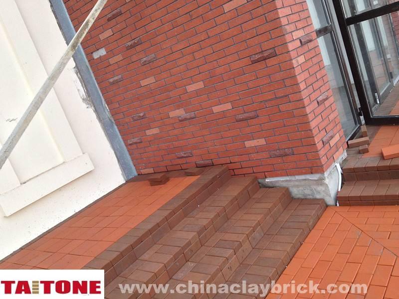 wall brick/facing brick/bricks veneer/split bricks/brick slip