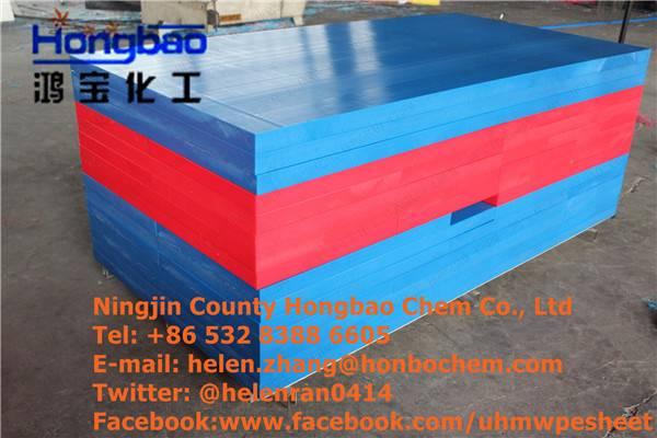 various 100% virigin mould pressed uhmwpe sheet