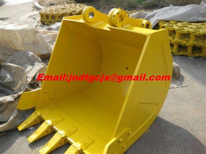 Komatsu excavator PC120 PC130 PC200 PC220 PC400-6-7-8 bucket