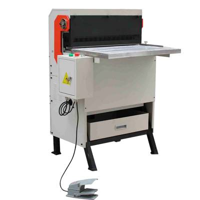 Heavy duty continuous punching and perforating machine