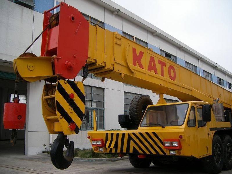 Used KATO cranes for sale