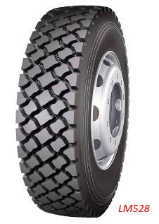 High Quality 11R24.5 Long March Roadlux Radial Truck Tire (LM528)