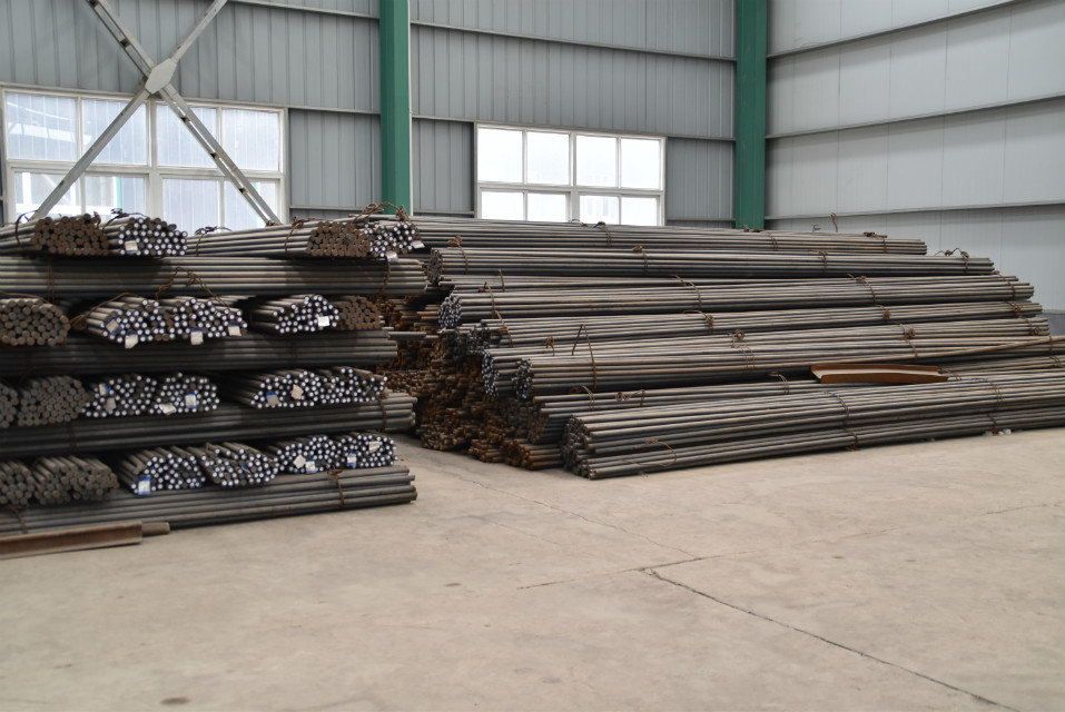 High Precision Round Steel Rods