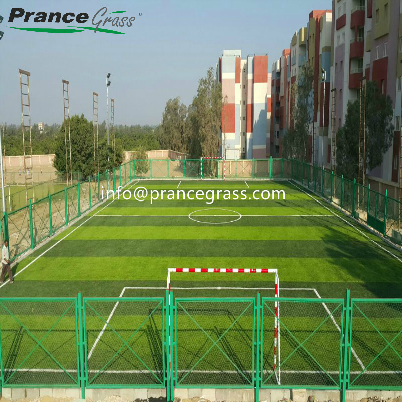 Durable Soft Anti UV Synthetic Grass Turf