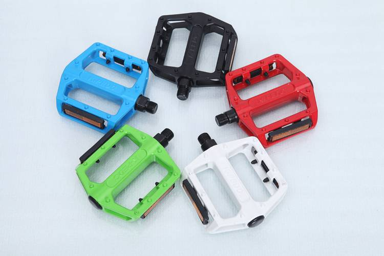 plastic bicycle pedal/high Quality Bicycle part Pedal steel/ruber materials