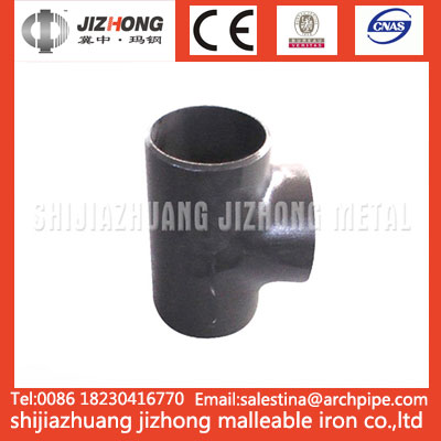 Butt Welding Pipe Fitting Tees