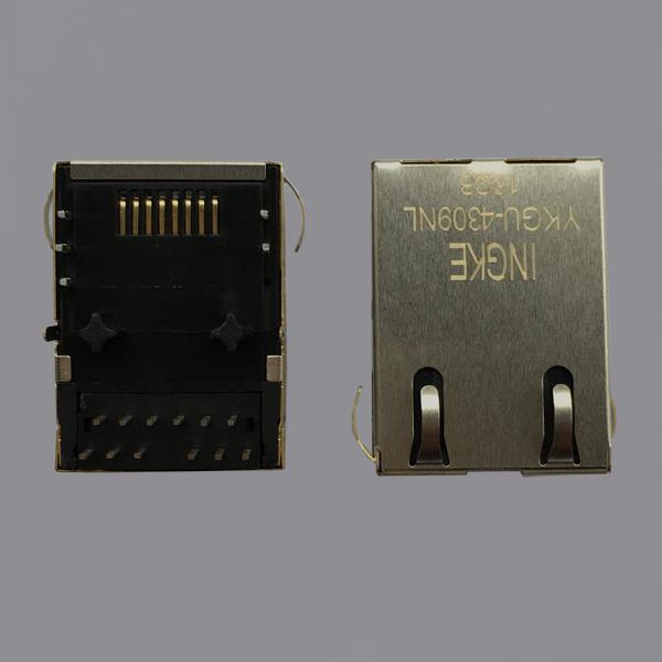 J0G-0060NL Puls Gigabit magnetics rj45 jacks