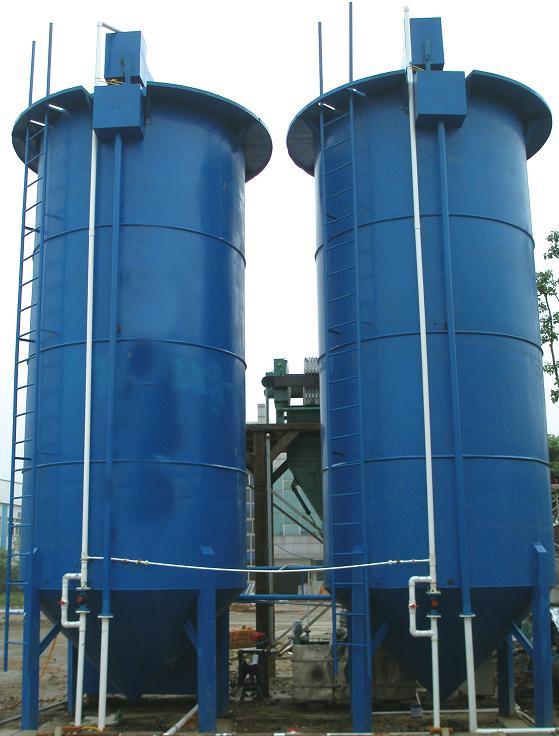 Stone Sewage Clarification System 660 l/m (40m3/h)