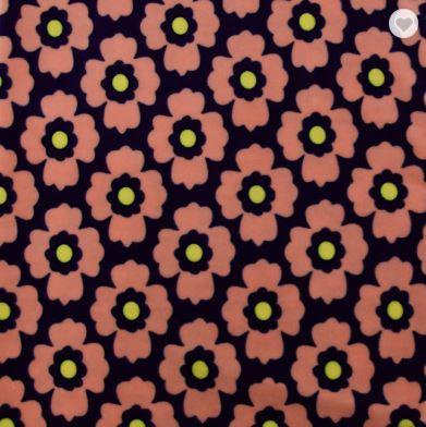 Spandex super soft multi-print fabric made in South Korea
