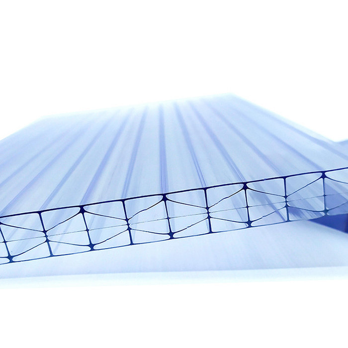 Five wall polycarbonate panels