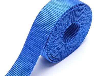ROYAL BLUE NYLON WEBBING STRAP