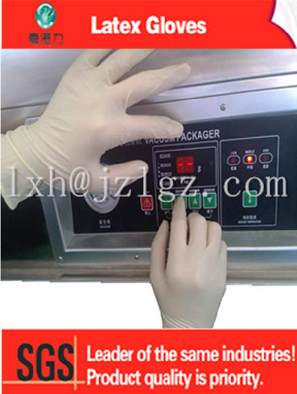 safety equipment high quality latex gloves