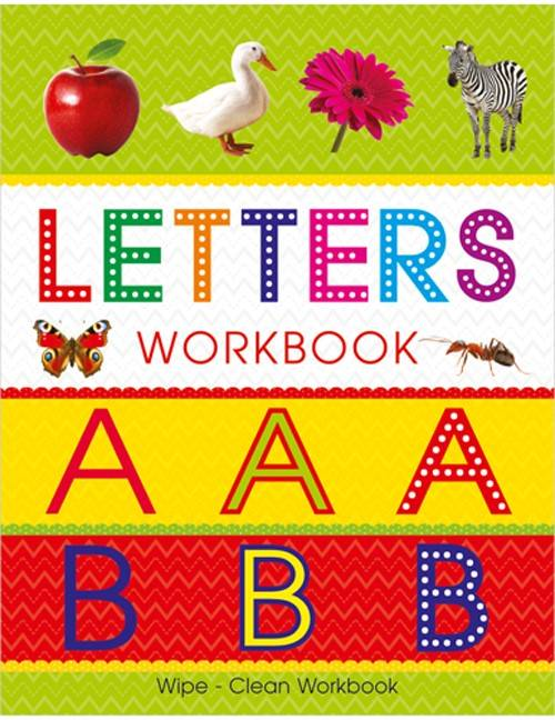 Letters Workbook