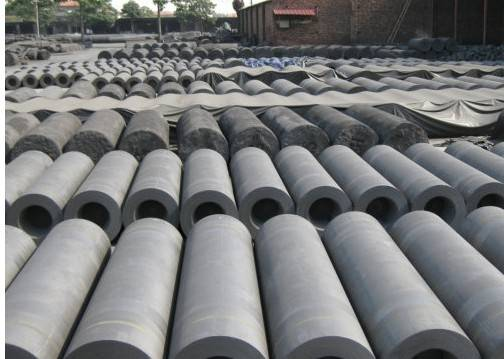 China factory supplier price of graphite electrode for arc furnaces with nipple
