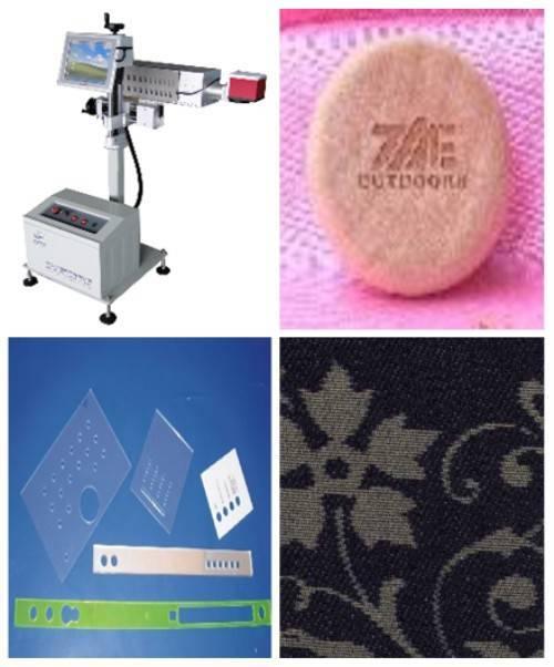 fiber laser marking machine(LD-MK4010)