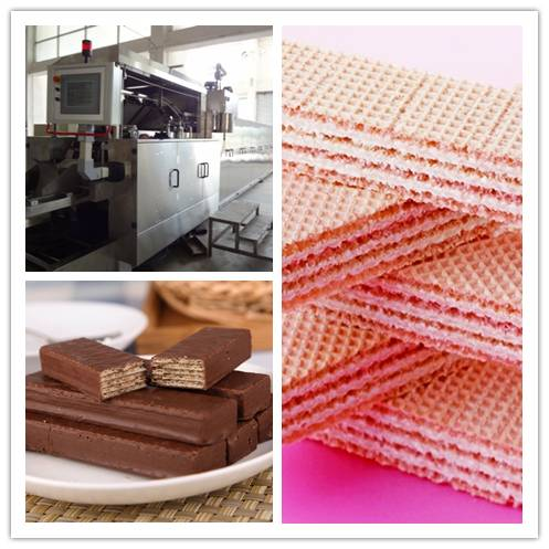 automatic wafer production line