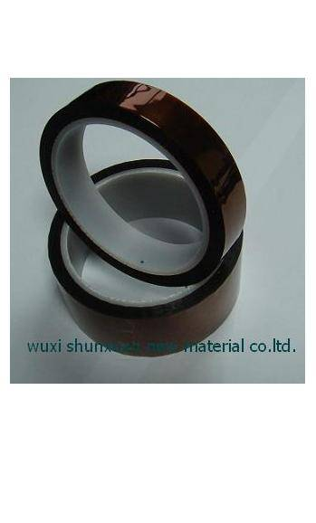 PI pressure sensitive tape/kapton tape/silicon adhhesive polyimide film tape