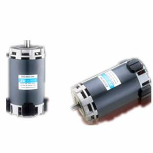 DC motor for clean machine