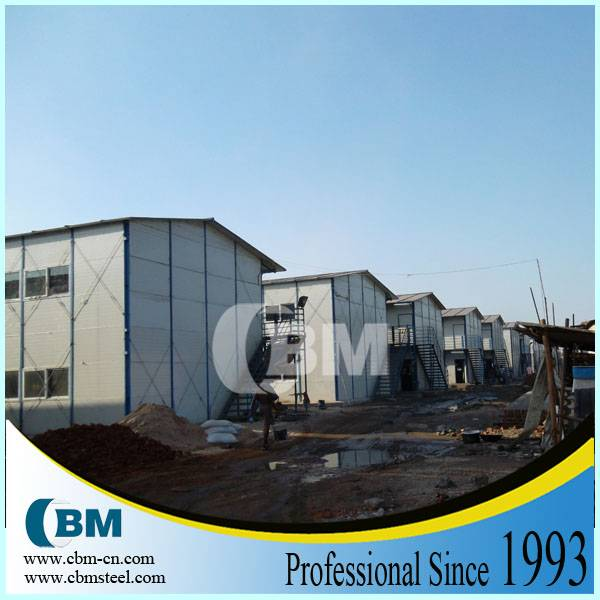 cheap affordable prefabricated labor camp