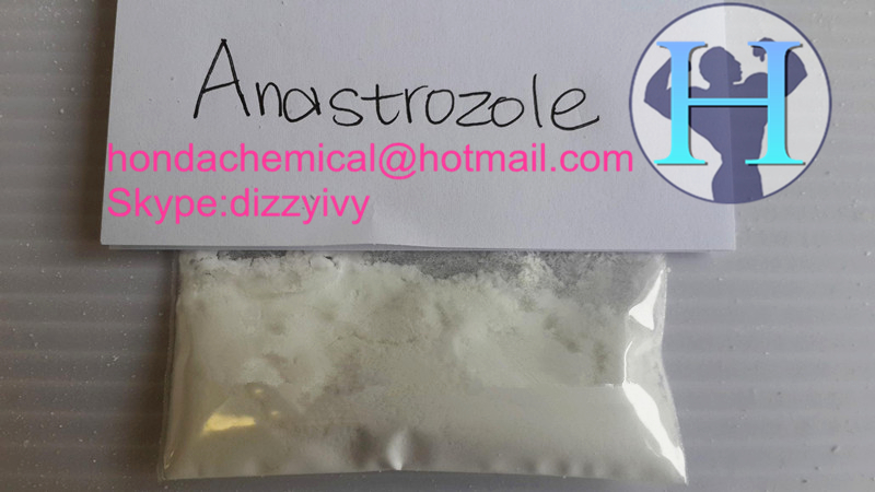 99.80% Steroid Hormone Anastrozole Arimidex Raw Steroid Powder Anastrozole For Building Muscle