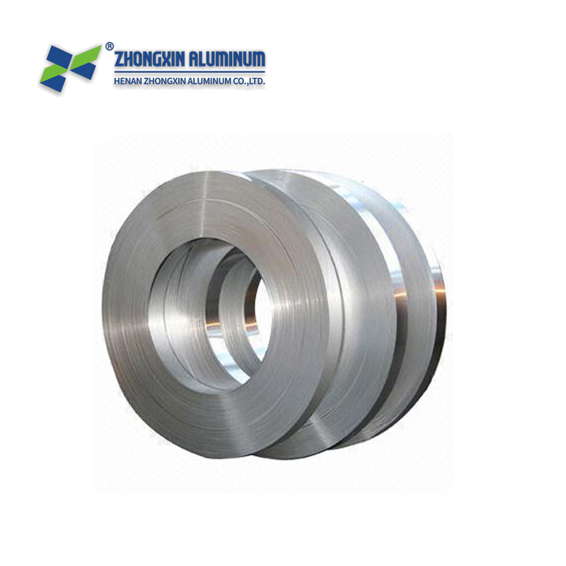 Flat aluminum strip 0.5mm metal roll prices for lighting