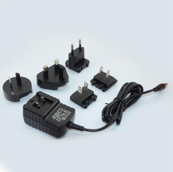 AUS EU USA EK Korean Plug 5W AC DC power adapter/power supply