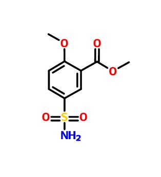 Methyl 2-methoxy-5-sulfamoylbenzoate