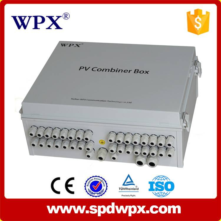 PV Power Station Combiner Box
