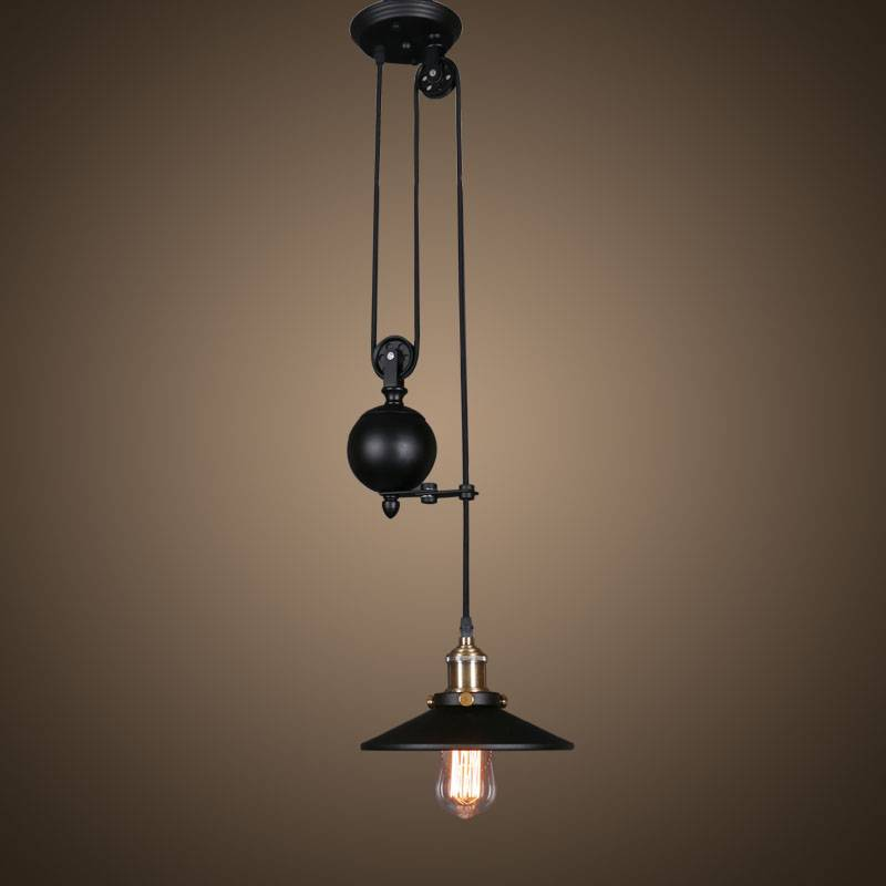 CE approved E27 vintage pendant light for kitchen