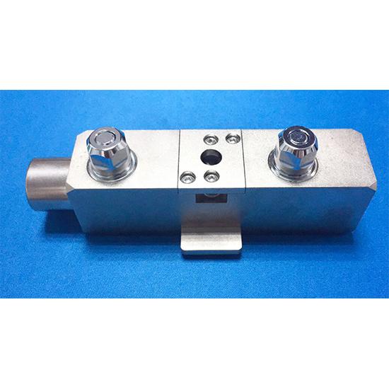 Selectatech Blocks/Selectatec Bar/Selectatec Mouting Block/ Anesthesia Metal Part/ Compatibility B