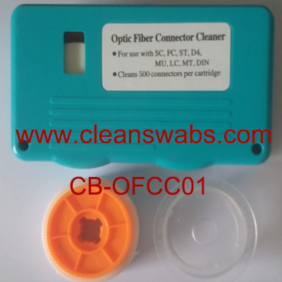 CB-OFCC01 Optic Fiber Connector Cleaner
