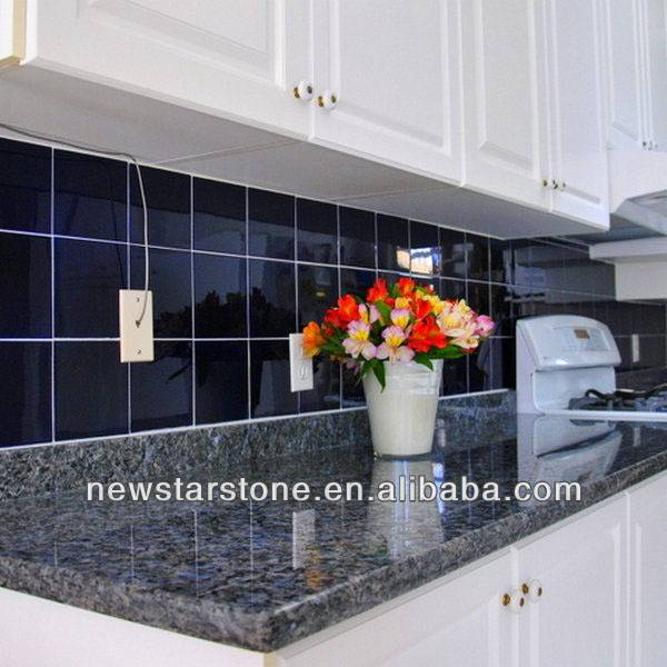Prefab granite countertop