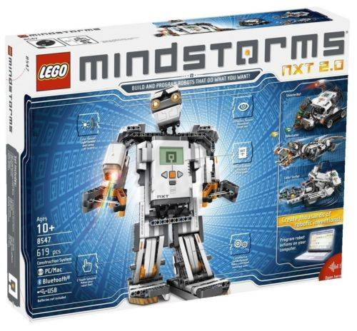 New Lego Mindstorms NXT 2.0 (8547)