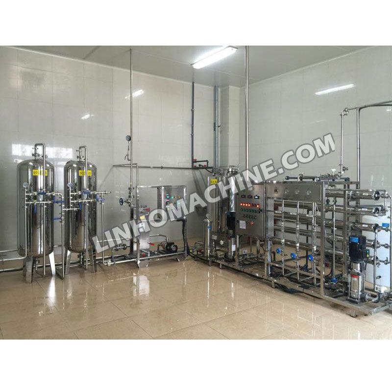 Deionized water Equipment