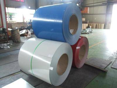 ppgi prepainted steel sheets in coil