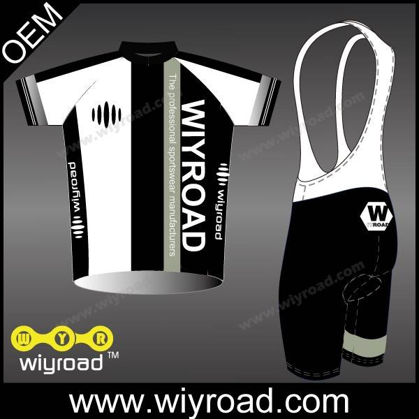 Accept sample order road bike suit/offer cycling clothing/silicon for cycling clothing
