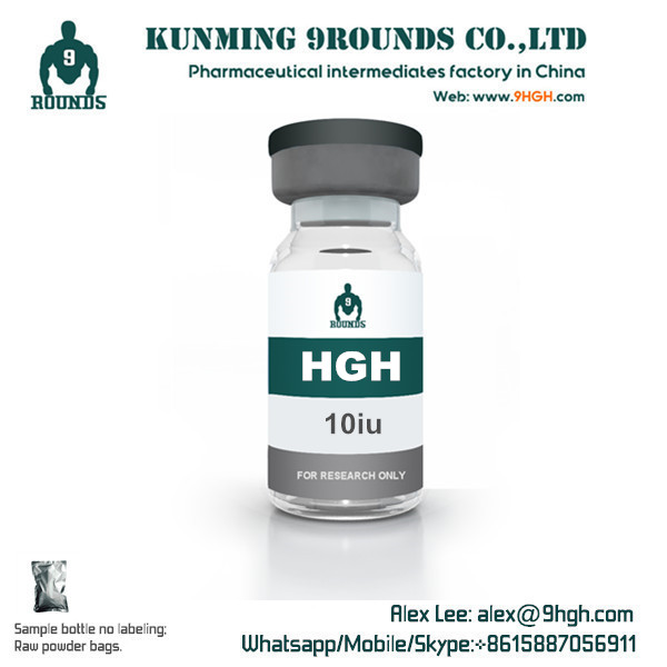 10IU HGH191AA Somatropin: Best Selling, Lab tested, Global Delivery
