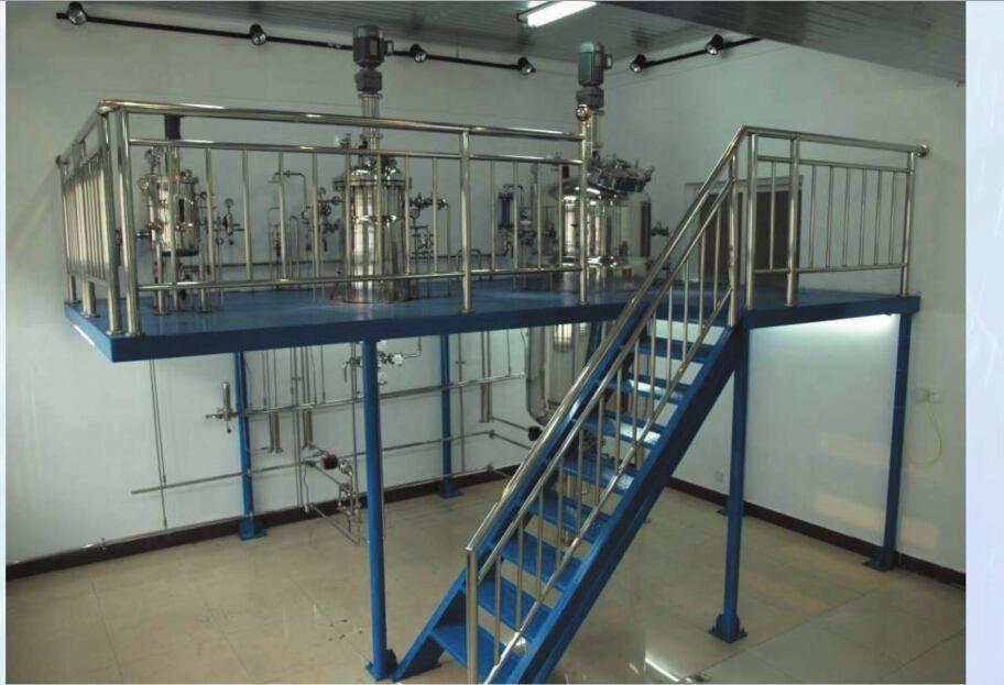 KRH-CPJ10/100/1000L level 3 strainless stainless steel fermentation tank