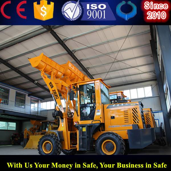 hydraulic automatic diesel front small wheel loader for sale