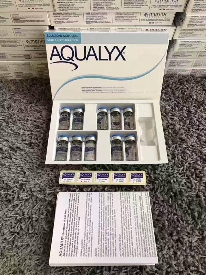 Aqualyx lipolysis solution