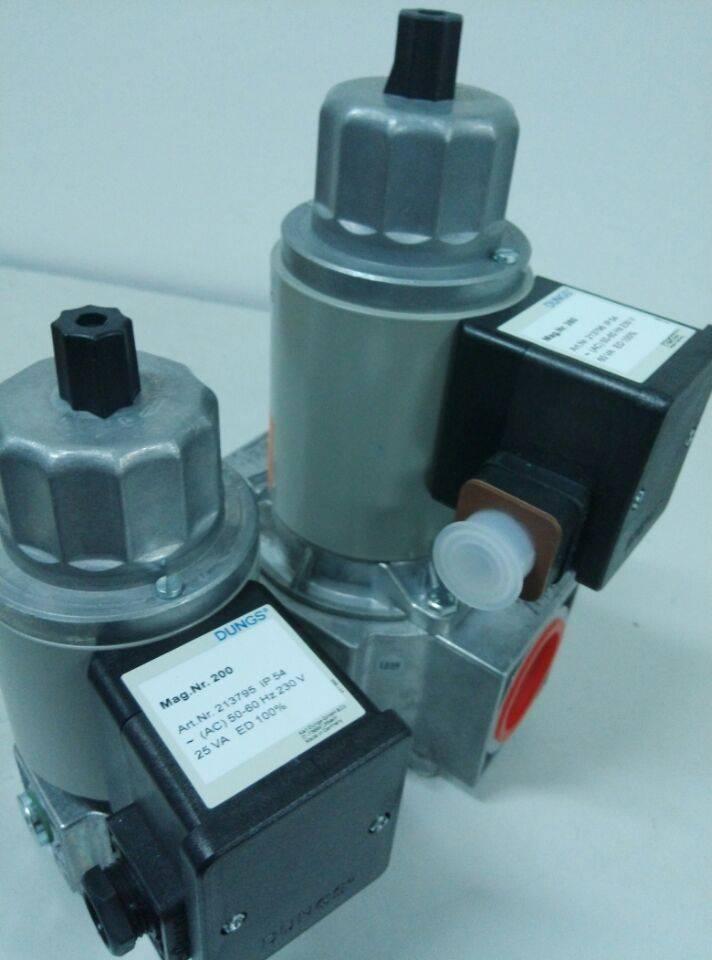 Burner Spare Parts Dungs Gas Solenoid Valves Gas Fabricate valve Honeywell