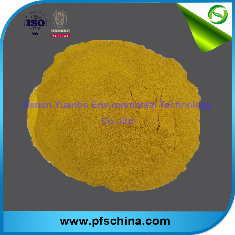polyaluminum chloride(PAC) water treatment