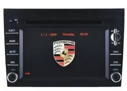 car gps player Porsche Cayman/Boxter radio navigation
