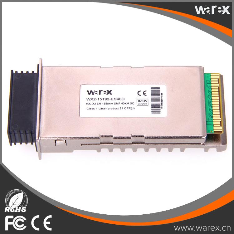 OEM&ODM X2 10G 1550nm 40km fiber transceiver