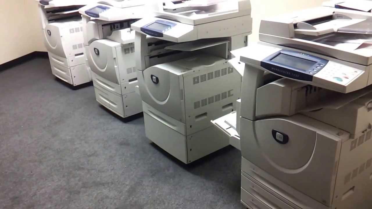 USED COPIER MACHINES